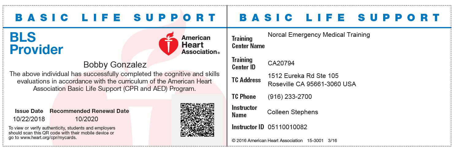 What Are American Heart Association E Cards Sacramento Ca